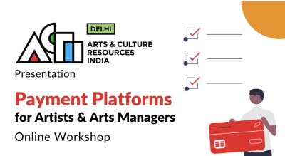 Payment Platforms for Artists & Arts Managers