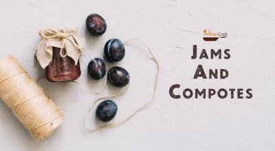 Jams & Compotes