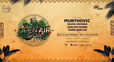 Open Air Pre-Party | Kolkata