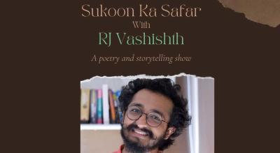 Sukoon ka Safar with RJ Vashishth