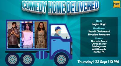 Comedy Home Delivered Ft. Niveditha Prakasam