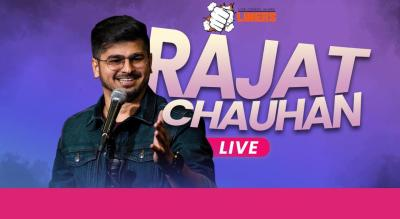 Punchliners Comedy Show ft. Rajat Chauhan in NOIDA