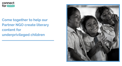 Creating Literary Content for Children
