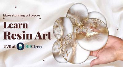 Resin Art | Express Your Creativity | Full Course