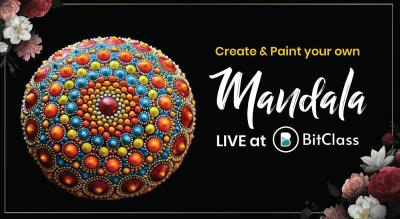 Mandala Art Form | Stress Relief Course