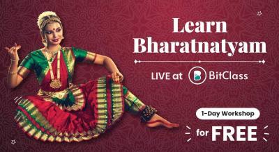 Learn Bharatanatyam | Classical Dance Tradition