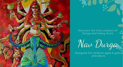 Navratri - The story of 9 goddesses