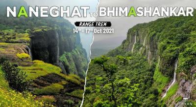 Naneghat To Bhimashankar Range Trek With Trikon