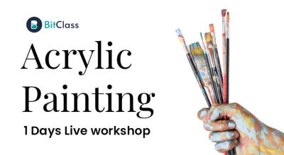 Acrylic Painting Workshop | Answer Your Creativity
