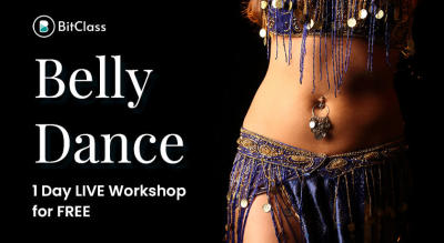 Belly Dance Workshop | Learn From Expert