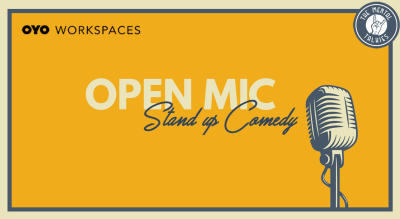 Open Mic-Stand up Comedy