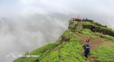 Trerks and Trails - Rajmachi Trek