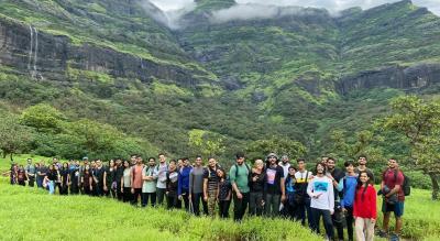 Treks and Trails India - Aadrai Trek From Mumbai