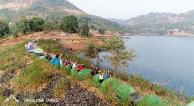 Treks and Trails - Igatpuri Secret Camping and Water Sports