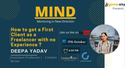 MIND : Mentorsing In New Direction