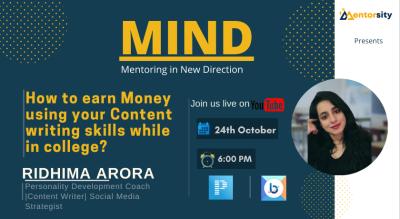 MIND: Mentorsing In New Direction