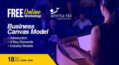 Free  Workshop on Business Canvas Model