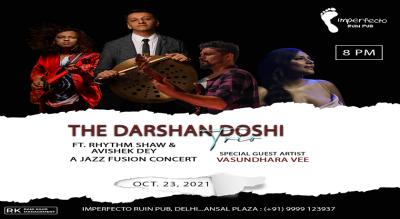 The Darshan Doshi Trio
