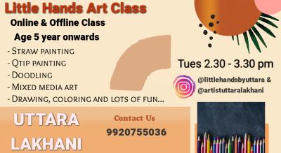 Art Class for Kids (Tuesday)