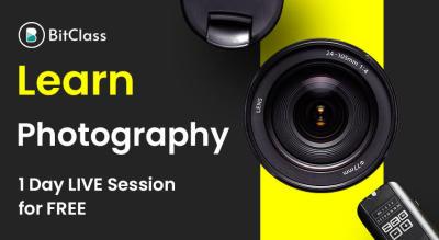 Photography Workshop | Phone & DSLR