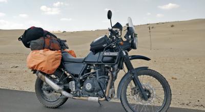 Royal Rajasthan Bike Expedition 8 days Tour