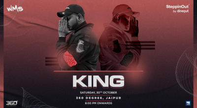 King Live at 360 Degree