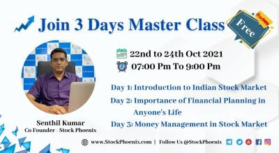 Master Class for Stock Market Beginners | Start Your Financial Planning | Stock Phoenix