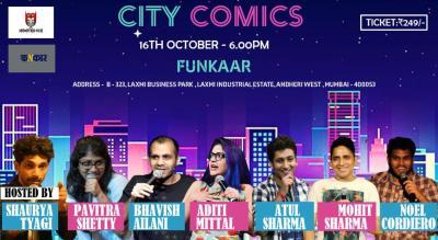 City Comics