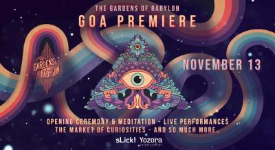 The Gardens of Babylon / Goa