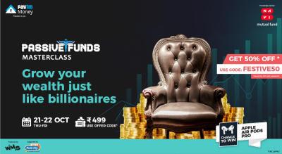Passive Funds Masterclass | Paytm Money