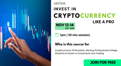 Invest in Crypto like a Pro & Build your Cryptocurrency Portfolio
