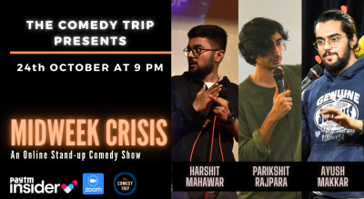 Midweek Crisis by The Comedy Trip