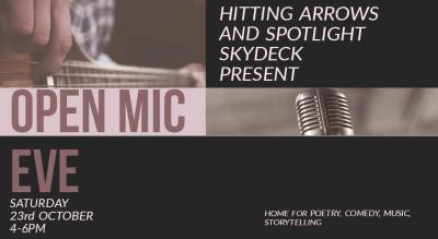 Open Mic at Spotlight Skydeck