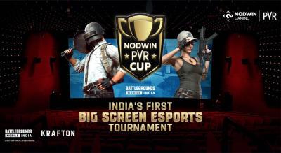 NODWIN PVR CUP - Mumbai