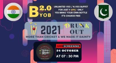 Drunk Out I BYOB 2.0