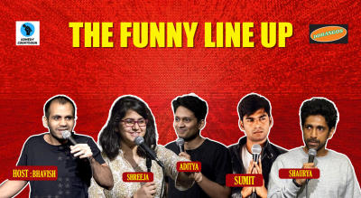The Funny Lineup Ft: Shreeja and Sumit
