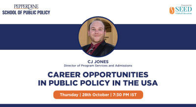 Career Opportunities in Public Policy in the USA