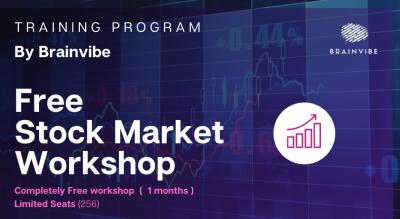 Free Stock market Workshop