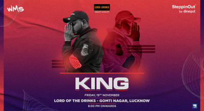 King Live at LOTD