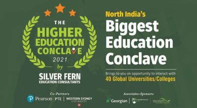 HIGHER EDUCATION CONCLAVE 2021 DAY 1