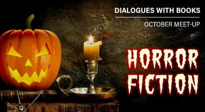 Dialogues with Books meets Halloween season