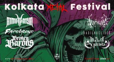 Kolkata Metal Festival
