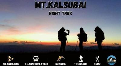 Night Trek to Kalsubai.