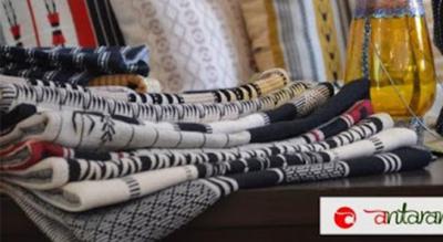 Artisan Exhibit of Handwoven Textile ~ By ANTARAN