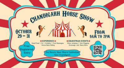 Chandigarh Horse Show