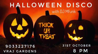Halloween Disco feat. DJ MFunk