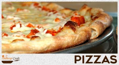Pizzas (Vegetarian)