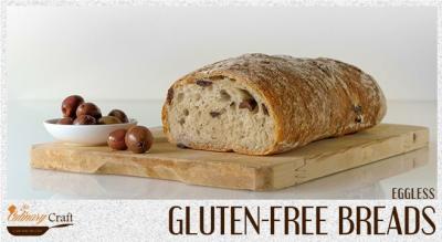 Glutenfress Breads (Eggless)