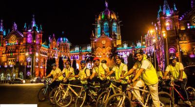 Midnight Cycling - Trek India