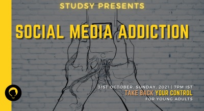 How to deal with Social Media Addiction | by Studsy